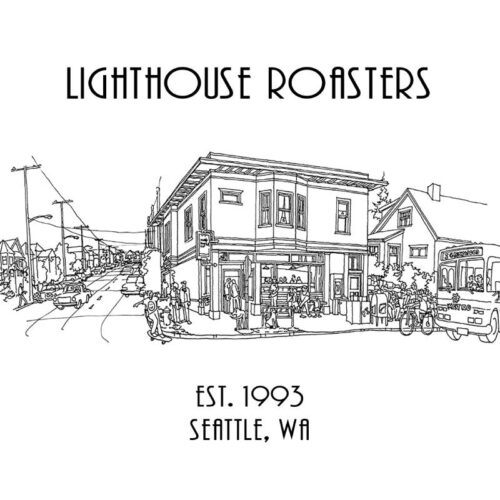 Lighthouse Roasters logo