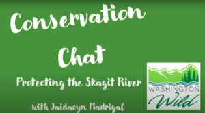 Conservation Chat: Protecting the Skagit River