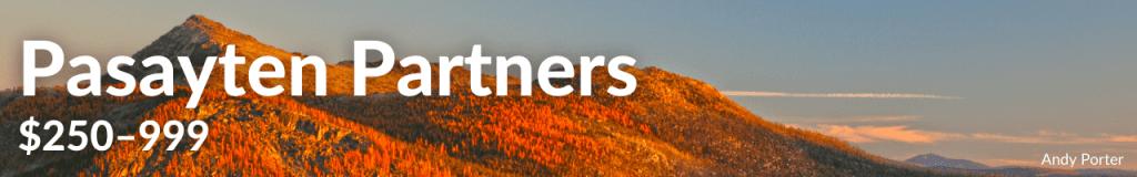 Pasayten Partners. $250-999