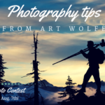 Photography Tips from WA Wild Honorary Chair, Art Wolfe