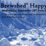 Brewshed Happy Hour