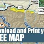 Destination Wild Olympics Recreation Map Released