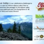 Washington Wild: Alpine Lakes Pale Celebration Challenge!