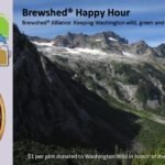 Brewshed Happy Hour: Welcoming the new WA Wild Executive Director!