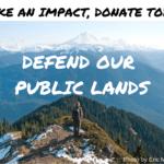 Defend Washington's Public Lands!