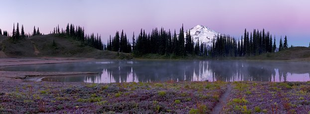 Glacier Peak Wilderness, by Marek Olszewski