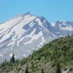 Mt St. Helens, by Karen Sykes