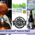 Brewshed Benevolent Feature Night