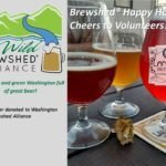 Brewshed Happy Hour & Cheers to Volunteers