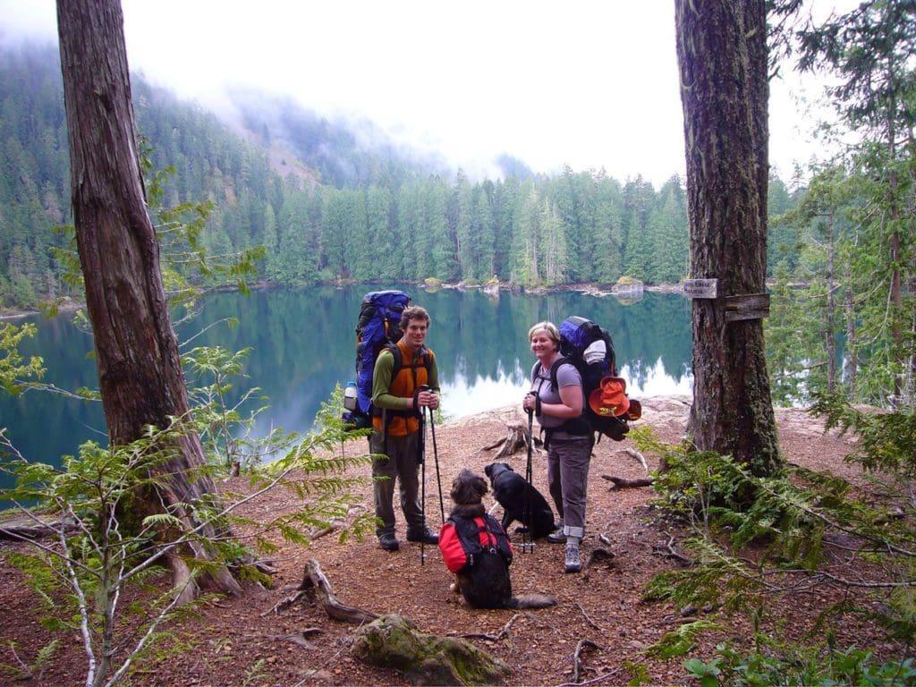 Lena Lake Hikers