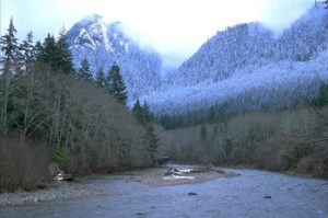 Middle Fork Snoqualmie River. Photo courtesy of Kevin Geraghty.