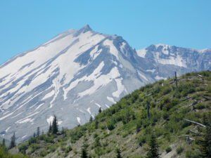 Mt. St. Helens courtesy of Karen Sykes
