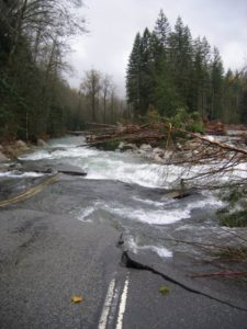 Index Galena Road Washout Flooding 2006