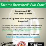 Tacoma Brewshed Pub Crawl