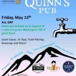SBW Brewshed Tap Take Over at Quinn's