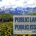 TAKE ACTION: Urge your Representatives to Support Public Lands (H. Con. Res. 27)