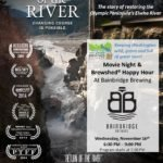Return of the River Screening at Bainbridge Brewing