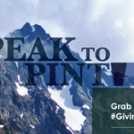 Protect Clean Water #GivingTuesday from Peak to Pint