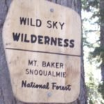 Support for New Trails in Wild Sky Wilderness