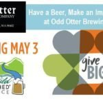 GiveBIG Happy Hour at Odd Otter Brewing Company