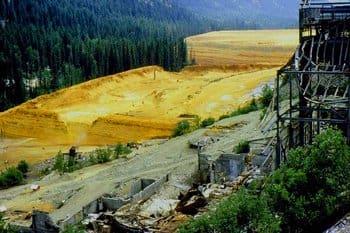 Holden Mine Washington 1872 Law