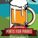 Brewshed Pints for Parks