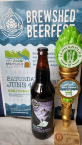 2nd Place Best in the Brewshed: Icicle Brewing Company – Dark Persuasion